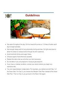 Detox Diet Cleanse - náhled