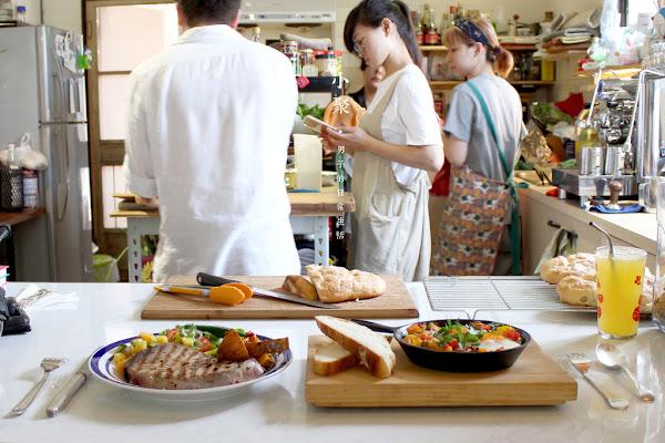 小聚 Stammtisch ‧ 台南中西區 ,舊式樓房裡的道地家常地中海料理,第一個小聚片刻。異國料理 / 墨西哥菜 @ 男子的日常生活。30'S LIFE