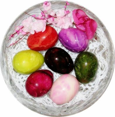 Pasqua colorata di Justinawind