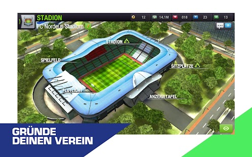 Top Eleven 2019 - Fußball Manager Screenshot