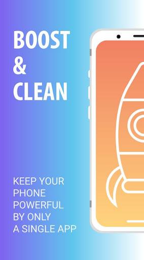 Download Greater Cleaner & Booster - Trash removal MOD APK 1