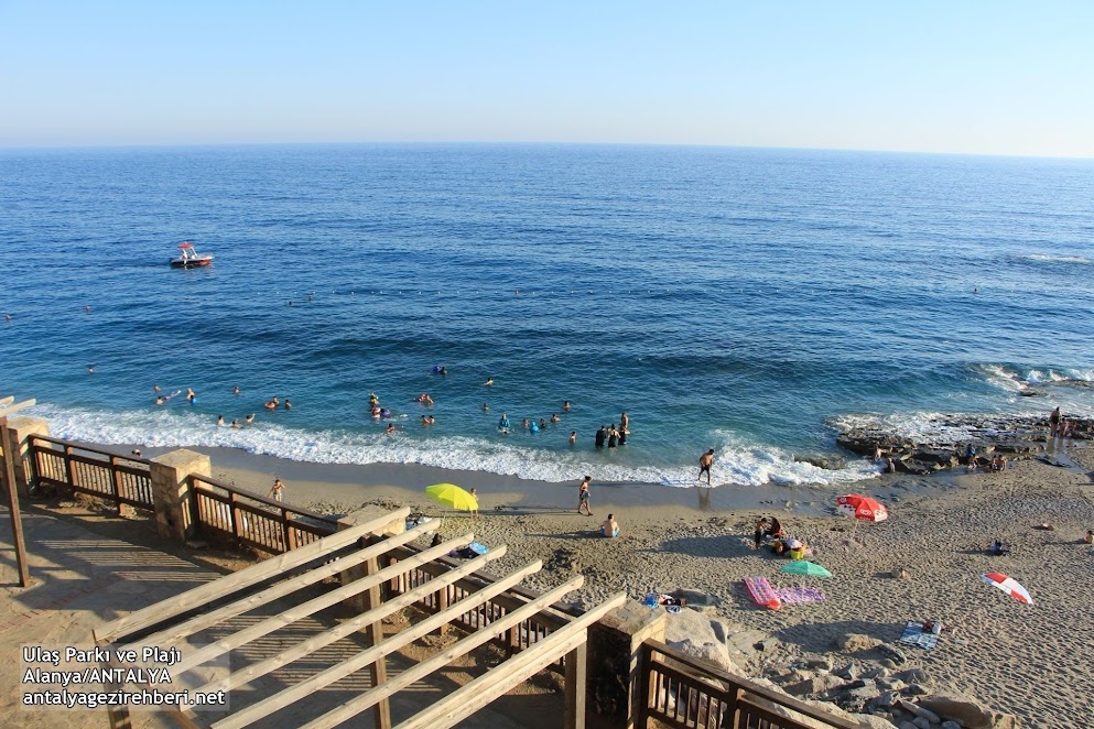ulaş plajı