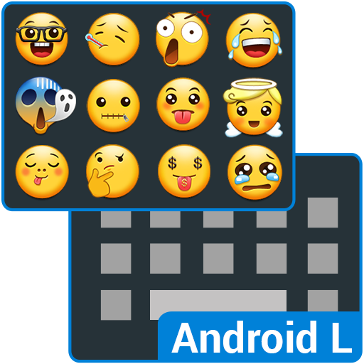 Emoji Android L Keyboard Icon