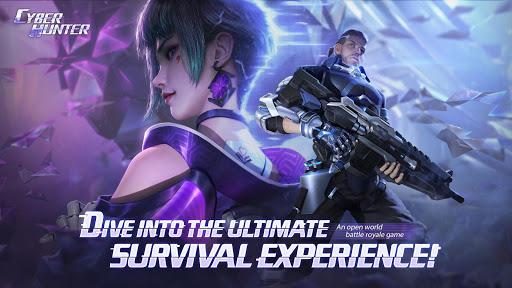 Cyber Hunter  captures d'écran 1