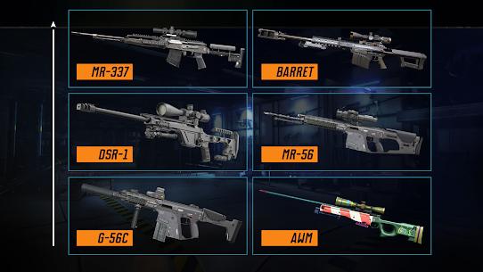 Assassin Sniper Mission 4