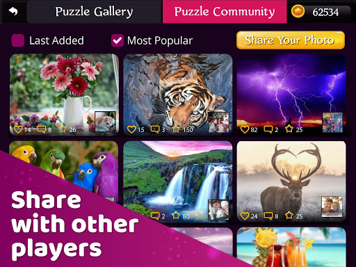 Good Old Jigsaw Puzzles - Free Puzzle Games cheat screenshots 2