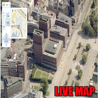 LIVE MAPS Guide screenshot 00