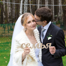 Wedding photographer Andrey Priemschikov (priyemshchikov). Photo of 15.01.2016
