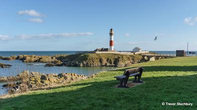 Photo: Buchan Ness Lighthouse, Boddam
