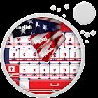 America Keyboard icon