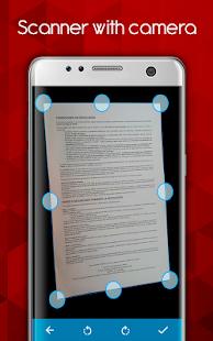 Cam Scanner: Scan Document + PDF Reader & Editor - náhled
