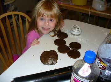 Molasses Cookies aka Mule Muffins