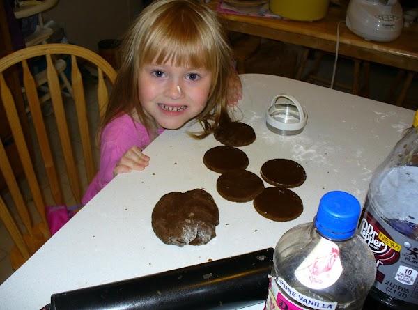 Molasses Cookies Aka Mule Muffins Recipe
