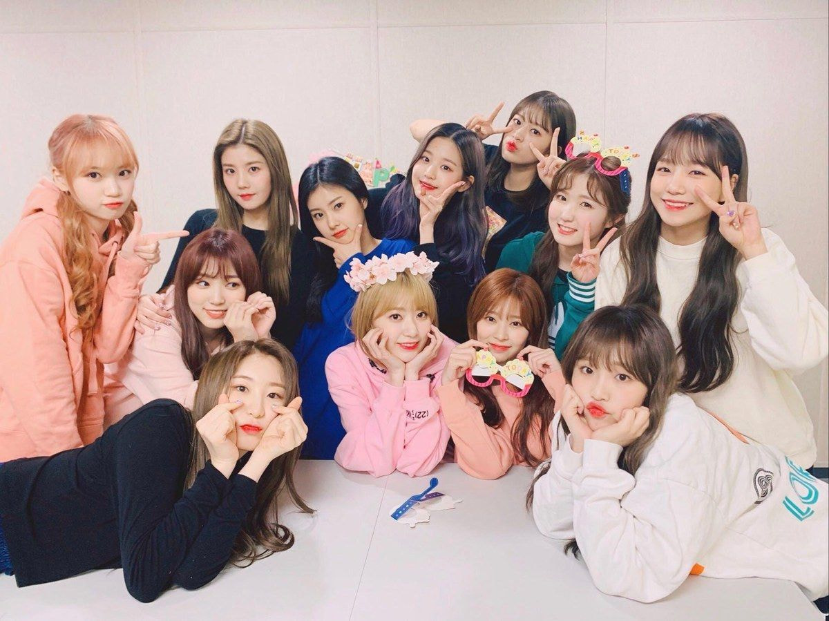 IZ*ONE Members Choose Which Member Is The Prettiest Among Them All