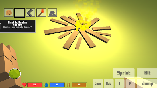 Survival Simulator: Island 3D - náhled