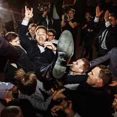 Hochzeitsfotograf Sergey Rzhevskiy (Photorobot). Foto vom 01.11.2017