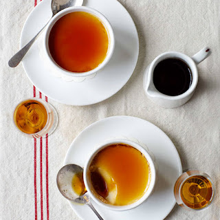 Whisky Caramel Crèmes
