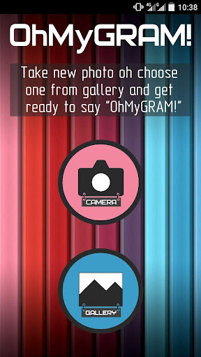 OhMyGram - Square Photos