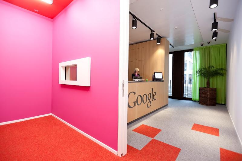 Photo: Google Büro Berlin 2012