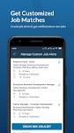 screenshot of Naukri.com Job Search App: Search jobs on the go!