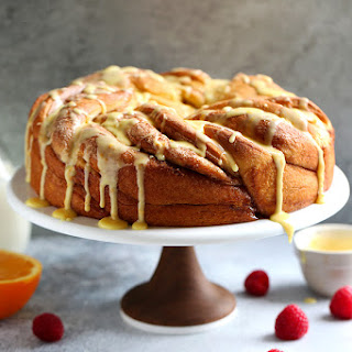 Cinnamon Sugar Orange Twist Recipe