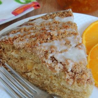 Orange Marmalade Coffee Cake