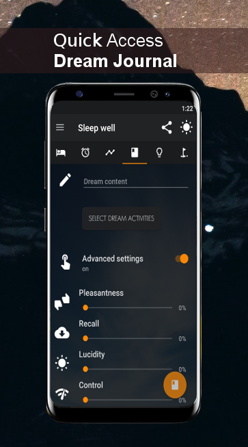 PrimeNap Pro: Sleep Tracker and Smart Alarm Screenshot 6