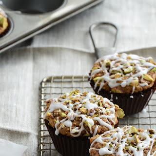 Pistachio-Chai Muffins Recipe