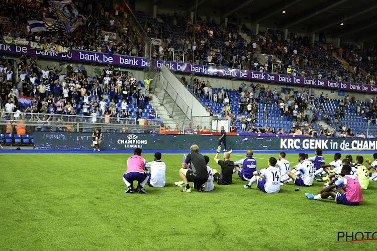 """Analisten vinden acties spelers Anderlecht maar theater: """"Ga naar binnen, kruip op de bus en zwijg"""""""