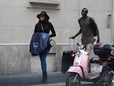 Cheikhou Kouyaté vindt het steeds beter met de ex van Mario Balotelli