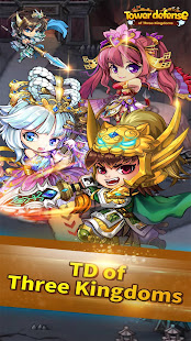 Tower defense of Three Kingdoms for PC-Windows 7,8,10 and Mac apk screenshot 1