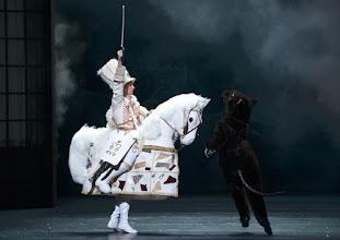 Photo: DER NUSSKNACKER - Ballettpremiere an der Wiener Staatsoper. Premiere 7.10. 2012, Choreographie: Rudolf Nurejew. Trevor Hayden. Foto Barbara Zeininger