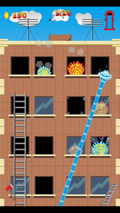 Firefighter- screenshot