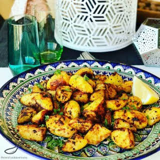 Moroccan Roasted Potatoes Recipes.