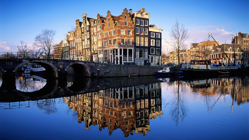 Amsterdam Live Wallpaper