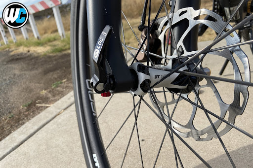 DT Swiss GR 1600 Front Wheel [Rider Review]