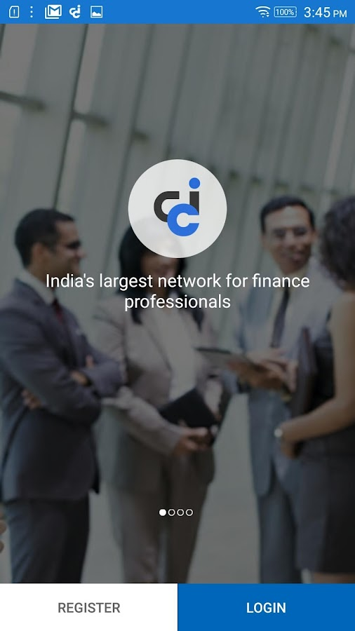 CAclubindia - Finance Network- screenshot