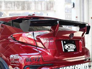 C-HR NGX50 G-Tのカスタム事例画像 カボワン·スポーツさんの2020年03月22日11:42の投稿