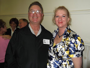 Photo: Jimmy Cook and wife - more stuff at http://Class65.com