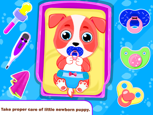 Puppy Newborn Baby screenshot 7
