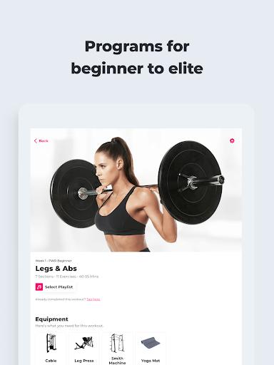 SWEAT: Kayla Itsines Fitness 5.9.2 screenshots 12