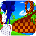 Subway Sonic Run Game icon