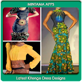 Latest Kitenge Dress Designs