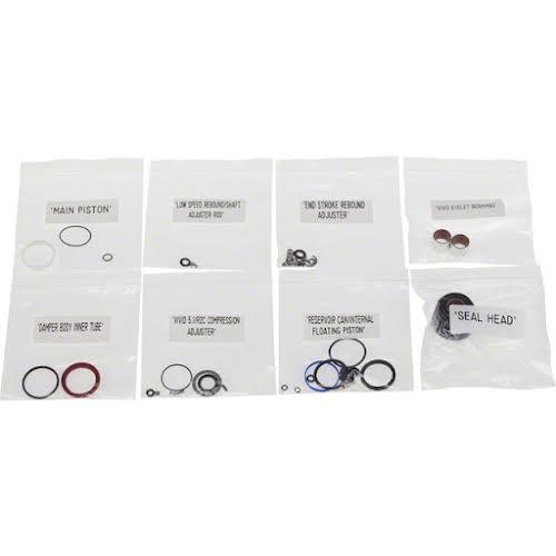 RockShox 2011-2013 Vivid Full Service Kit