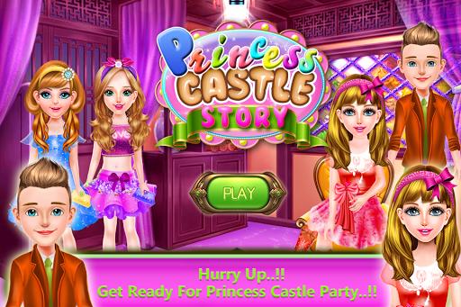 城堡的故事公主游戏