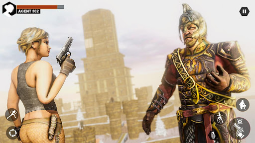Spectra Free Fire: FPS Survivor Gun Shooting Games android2mod screenshots 15