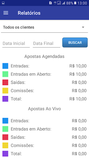 SA Esportes 4.0.1.0 screenshots 13