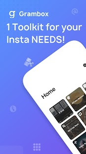 Toolkit for Instagram - Gbox Screenshot