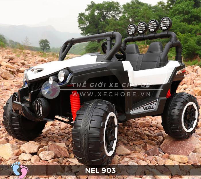 Xe ô tô điện trẻ em NEL-903 5