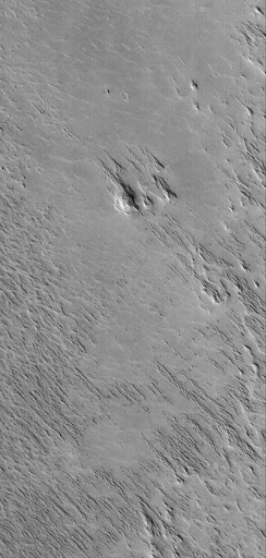 Wind-Eroded Terrain